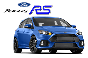MK3 Ford Focus RS Performance Parts