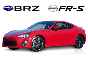 Scion FR-S/Subaru BRZ Performance Parts