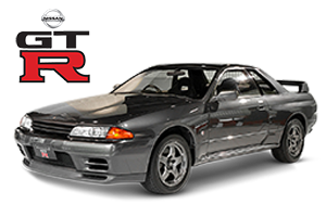 R32 Skyline GTR Performance Parts